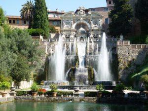 Villa d'Este Rome
