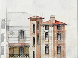 Perpigan-facade-rue-nouvelle