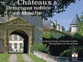 livre châteaux Moselle