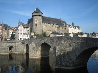 Vieux Chateau Laval