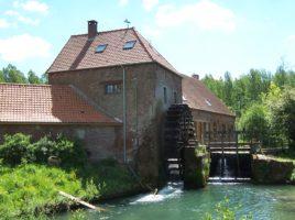 moulin rivière