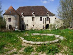 jardins chateau gurgy