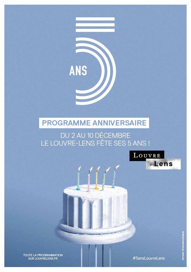 Programme 5 ans Louvre-Lens