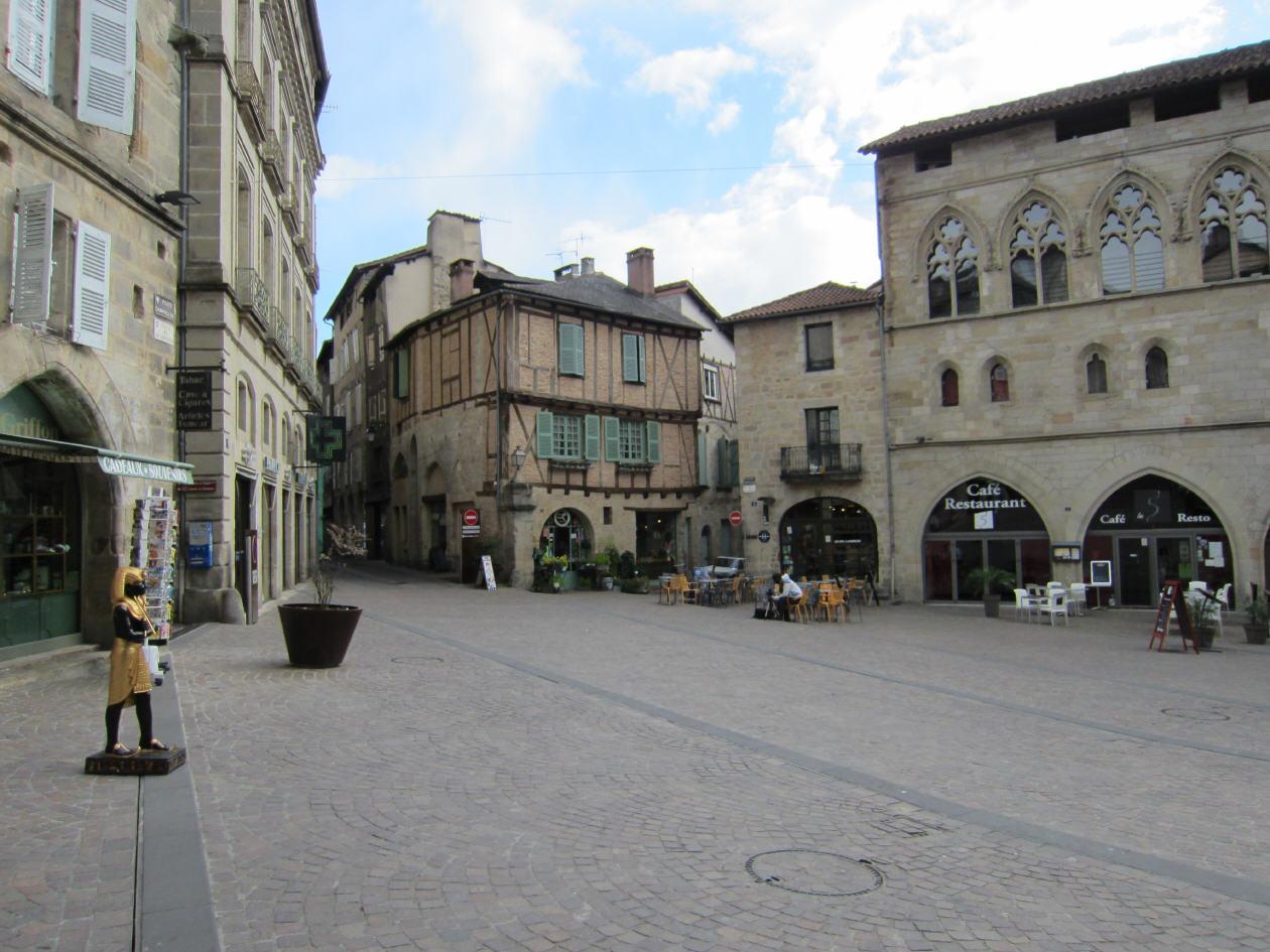 Saint Die Des Vosges Chauamont La Ville