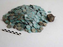 trésor cluny or dinars
