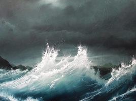 tempête océan édito