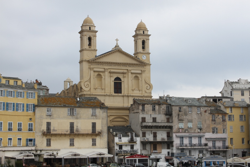 Cathédrale de Bastia