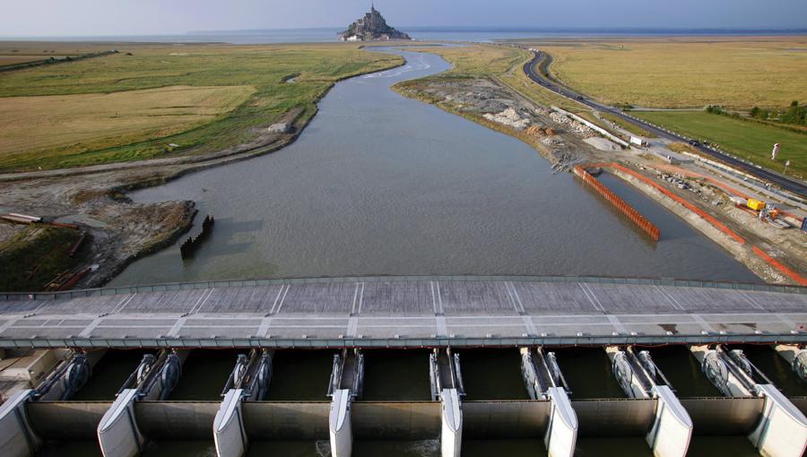 barrage de couesnon
