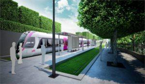 projet tram train