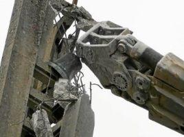 cloche démolie à Brest